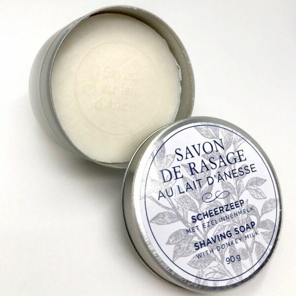 Savon au lait d'ânesse nature 100g